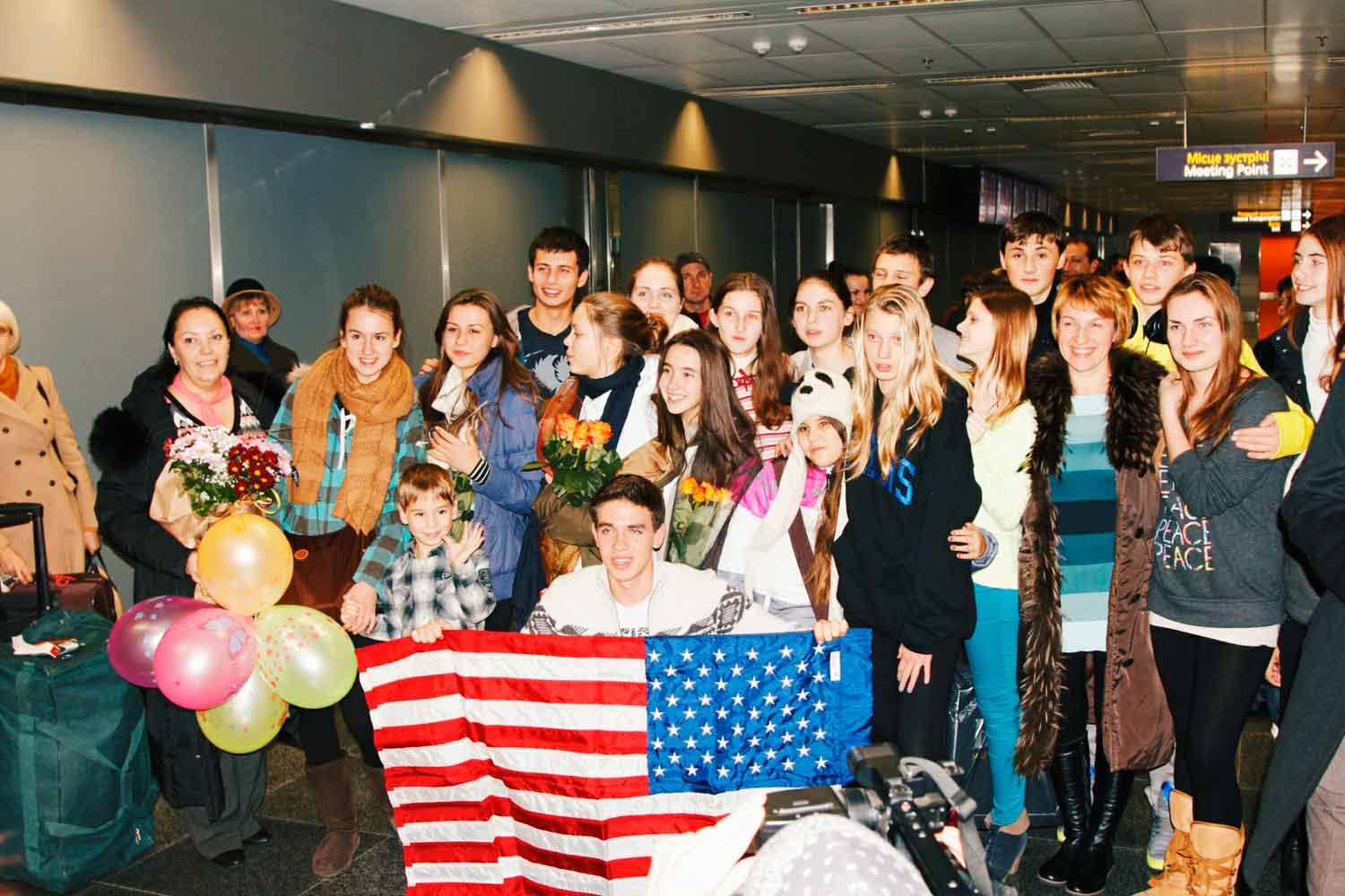 exchange programs in the USA