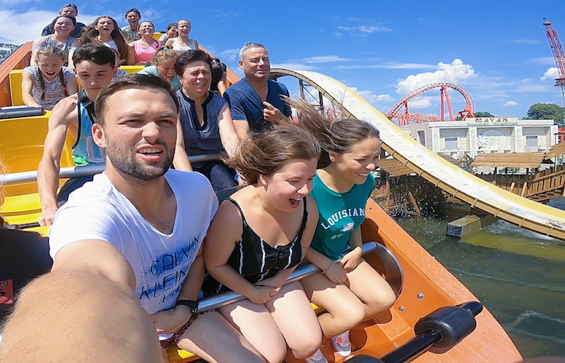 rollercoasters in poland