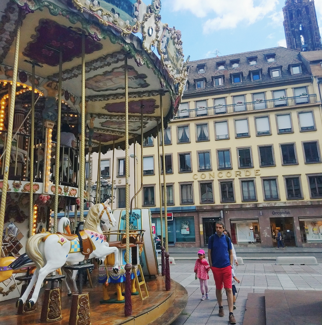 strasbourg with kids