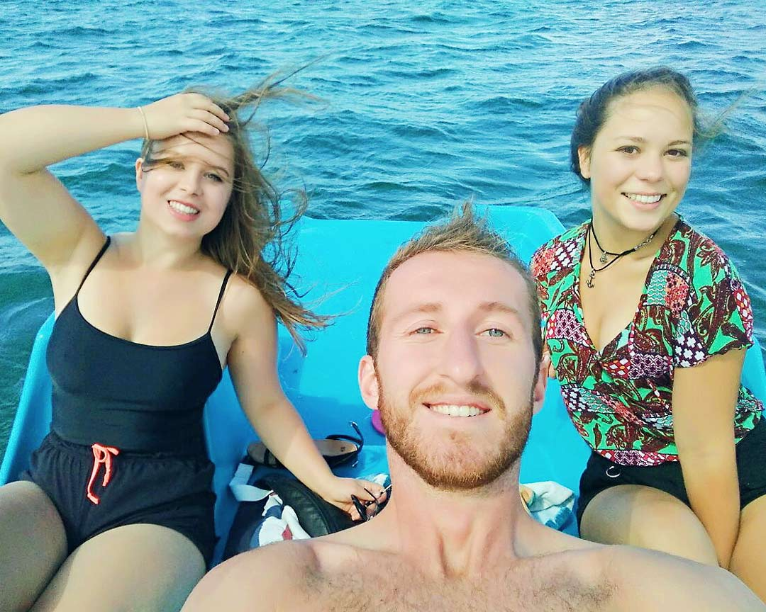 Couchsurfing in Macedonia