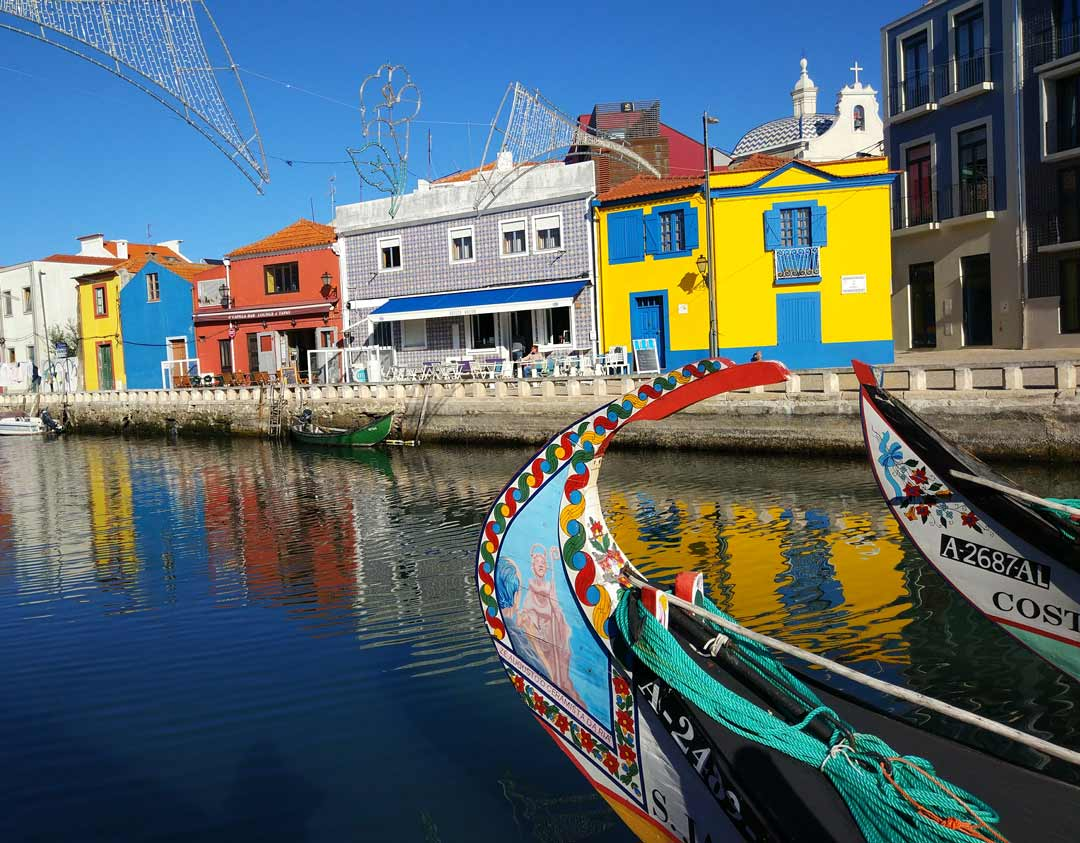 One day in Aveiro