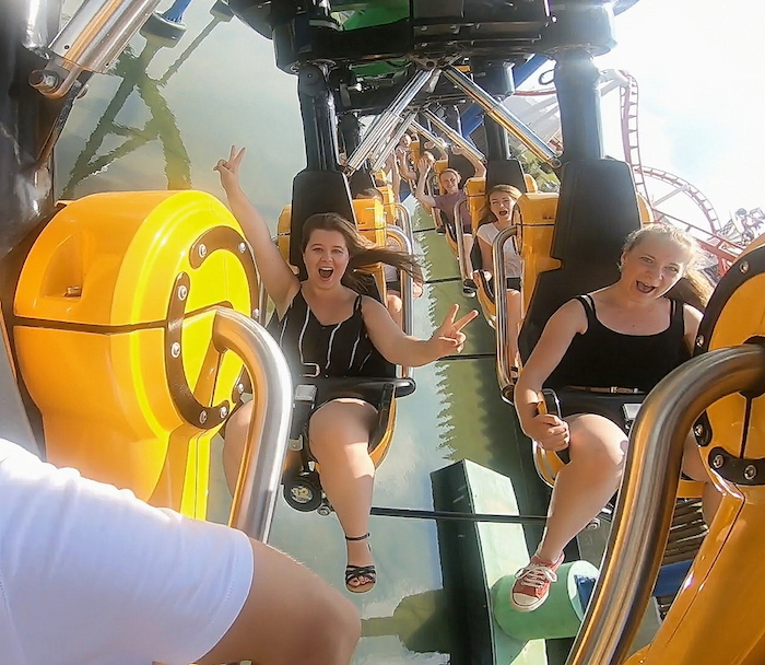 roller coasters in Poland
